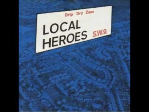 Local Heroes SW9 Drip Dry Zone