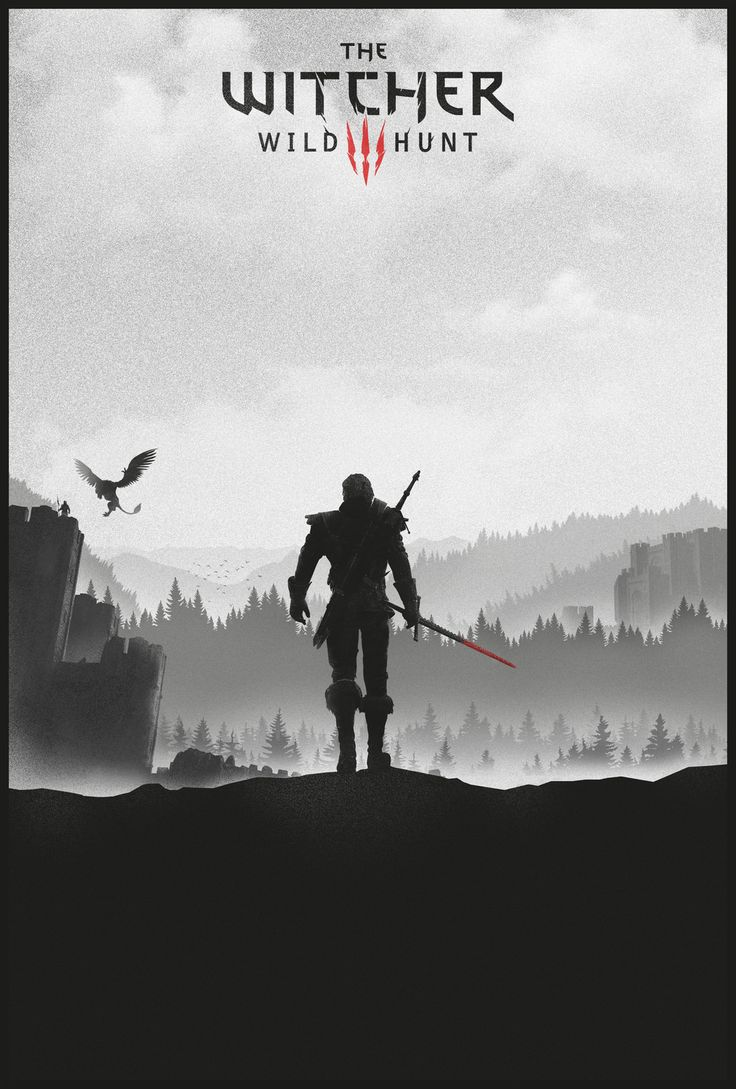 The Witcher: Wild Hunt by shrimpy99 on DeviantArt
