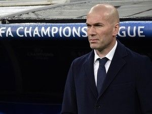 Zinedine Zidane: 'Real Madrid could not sign a new number nine' #Real_Madrid #Football #307101