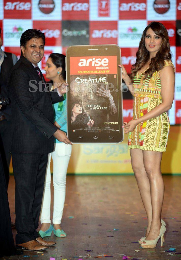 Bipasha Basu Promotes 'Creature 3D' In Delhi | StarsCraze