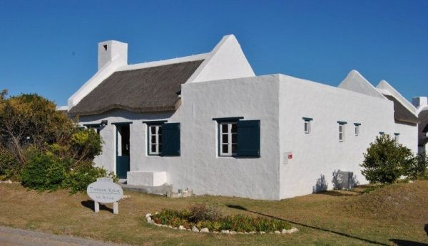 Mon Amie Cottage (Self-catering cottage)