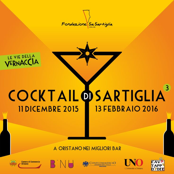 #cocktailSartiglia16 #Vernaccia #leviedellavernaccia