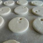 A Night Owl Blog — Salt Dough Gift Tags