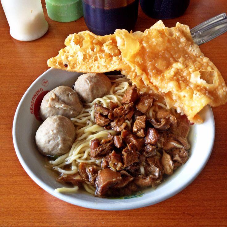 Mie Ayam Gunung Pasir Balikpapan - East Kalimantan Indonesia