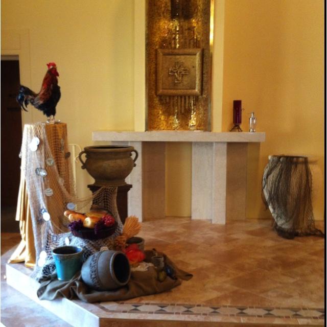 Catholic Wedding Altar Decorations: 10 Best Images About St. Joseph Catholic Church, Homewood