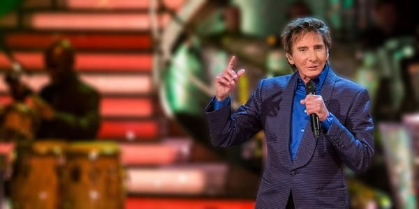 Fantastic having Barry Manilow perform in the Strictly Ballroom #legend #scd