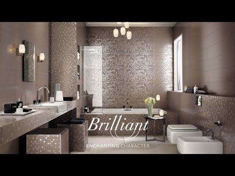 The charm of the most precious interior design fabrics is brought up to date in a wall cladding with a cosmopolitan character, for bathrooms...