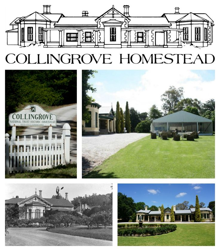 Historic Collingrove Homestead hosted an event during the 2013 Barossa Gourmet Weekend.