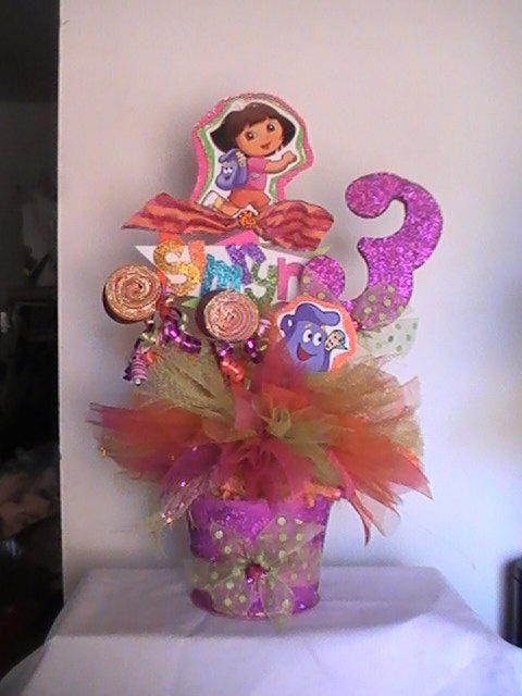 17 Best images about Dora the explorer birthday party on Pinterest