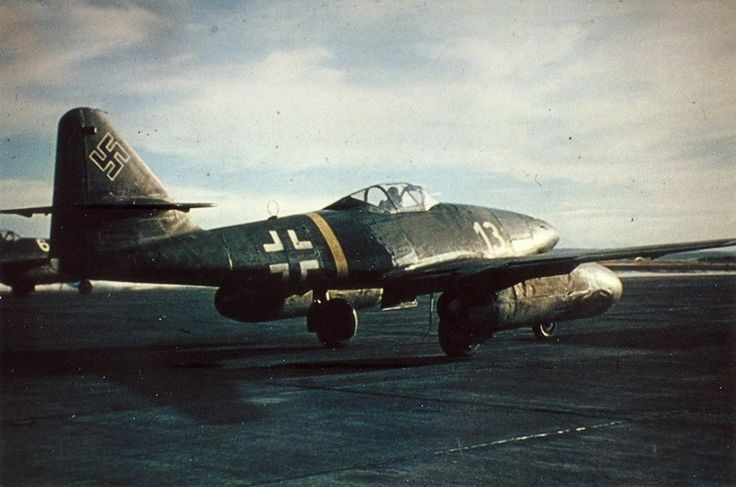 Messerschmitt Me 262 'Schwalbe'