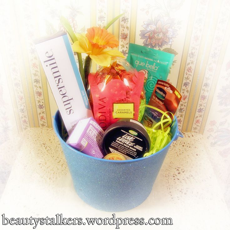 9 best adult easter baskets images on pinterest gifts diy and basket full of sunshine negle Gallery