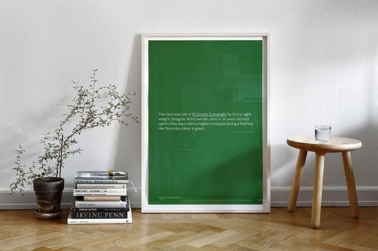 Lundgren+Lindqvist: FS Emeric Poster