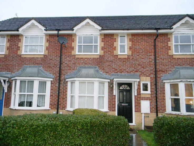Monthly Rental Of £950  2 Bedroom Terraced House - Walker Road, Crawley, West Sussex, RH10 7UA Estate Agents