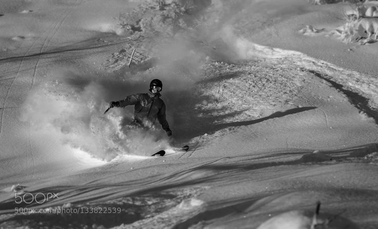 Slayin' it deep by TorgeirStorflorMoen