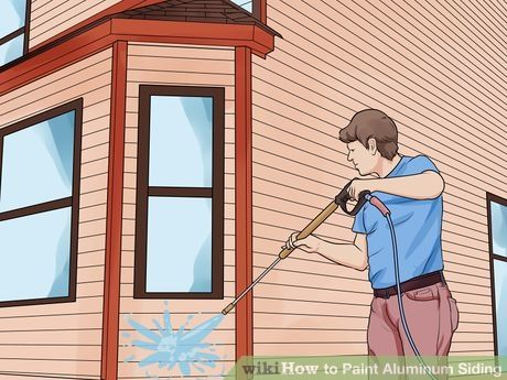 Paint Aluminum Siding How To Paint Paint And Pictures