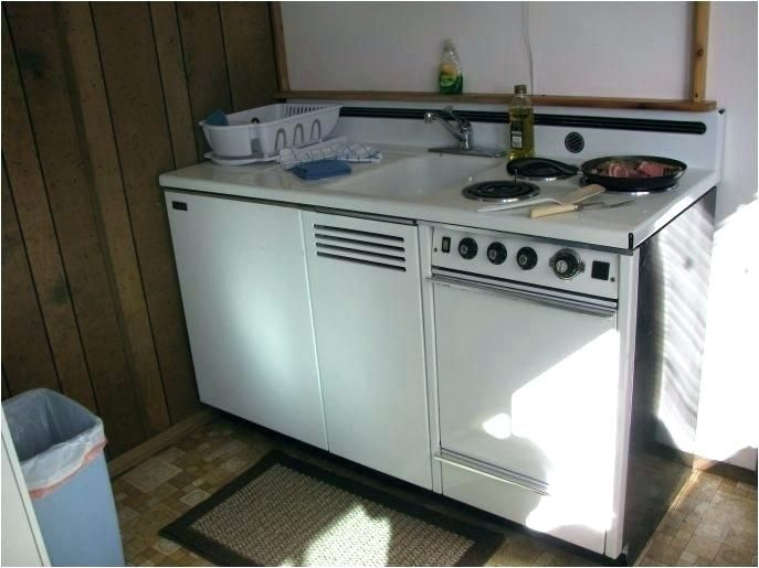 Image Result For Vintage Combo Kitchen Kitchen Units Compact