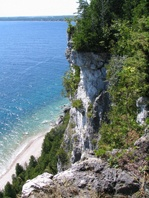 Want to feel Rejuvenated? Take a walk on the Bruce Peninsula in Lion's Head ON!  Photo credit: Photo Contest 2009 | Bruce Trail