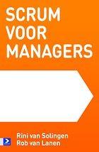 """Boek: """"Scrum voor managers' is bedoeld voor iedereen die binnen een vaste tijd voorspelbaar tot waardevolle resultaten wil komen. Scrum is bijzond..."""