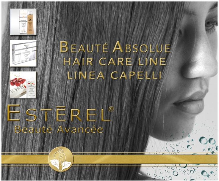 Advanced Hair Care by ESTEREL www.mariozunino.com