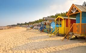 beach hut norfolk - Google Search
