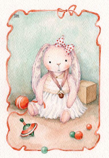 bunny Inga Izmaylova