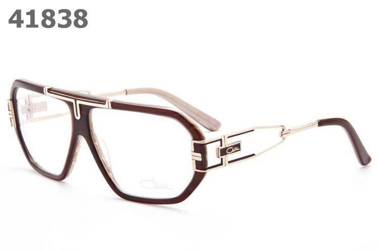 Cazal Unisex Retro Sunglasses 881 coffee frame
