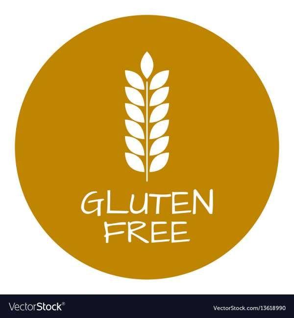 10 Gluten Symbol Vector Gluten Free Symbol Gluten Free Labels Symbols