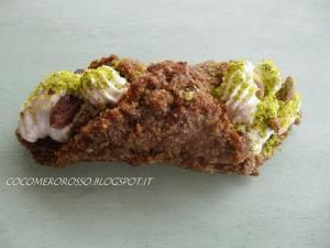 involtini di carne ripieni di ricotta e pistacchi