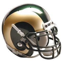 Colorado State Rams NCAA Authentic Full Size Helmet