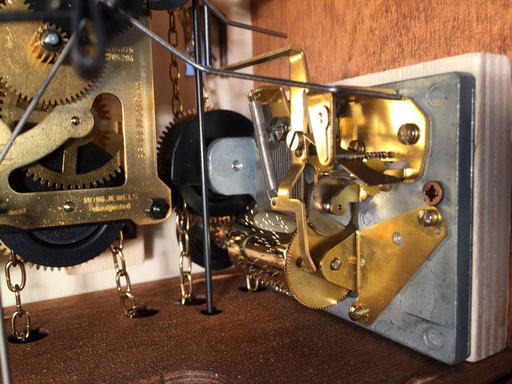Cuckoo clock music box