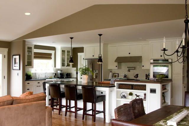 65 Best Kitchen Living Room Open Concepts Images On Pinterest