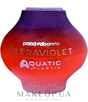 Пламя страсти Ultraviolet Aquatic Plastic сможет растопить даже самые холодные сердца! Парфюмерный дом Paco Rabanne представил своей женской аудитории удивительный фруктово-шипровый парфюм: необычный, оригинальный, легкий, таинственный, соблазнительный, манящий, свежий, слегка пряный, чуть согревающий… О нем можно говорить бесконечно!  Начальная нота обжигают остротой красного перца и...