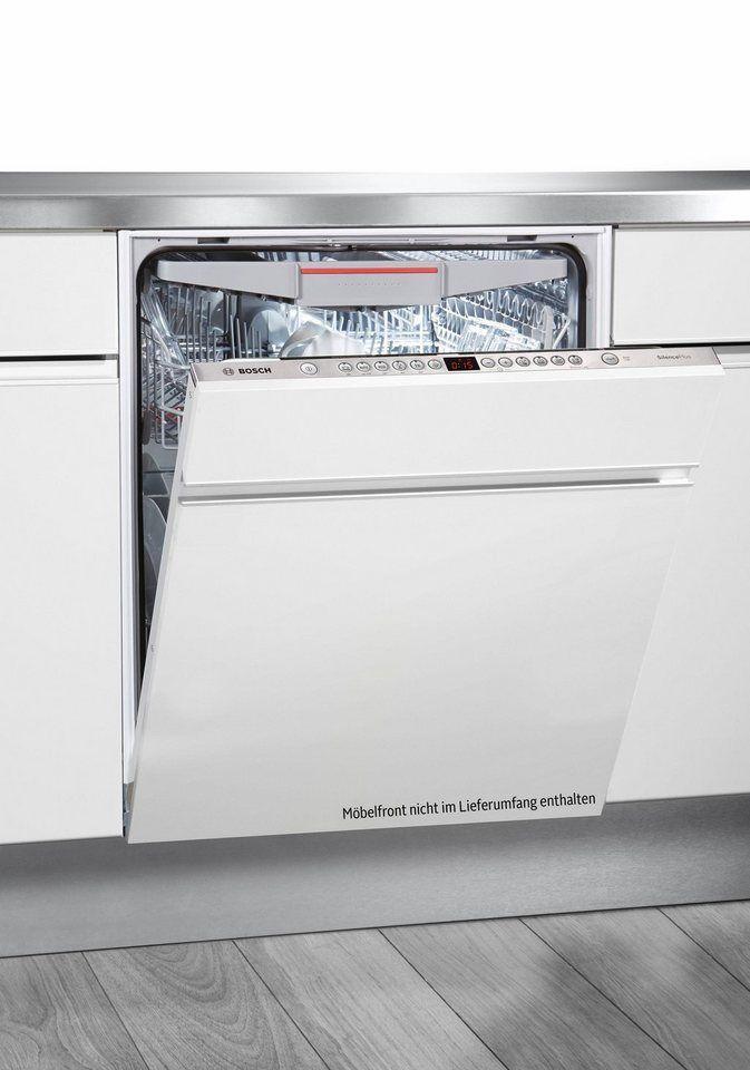 BOSCH Vollintegrierbarer Einbaugeschirrspüler Serie 4 SMV46KX03E, A++, 9,5 Liter, 13 Maßgedecke für 399,00€. Energieeffizienzklasse A++ bei OTTO