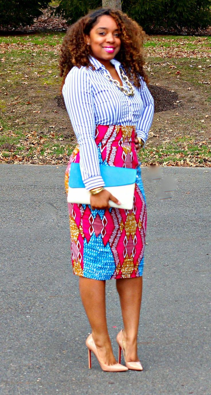 Style Poise African Fashion Ankara Kitenge African Women Dresses African Prints African