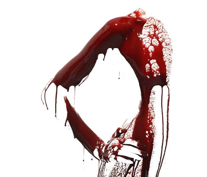 #blood #body #art ... Kinda want this for #Halloween