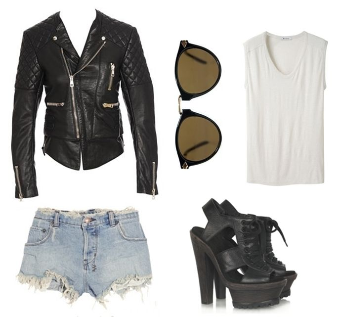 bad girls outfit