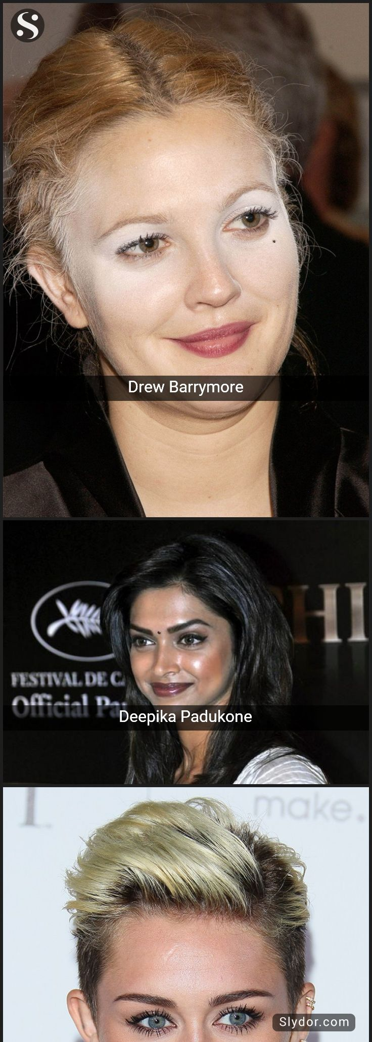Makeup Gone Wrong Can Be One Of The Biggest Disasters For Any Celebrity.  Here,