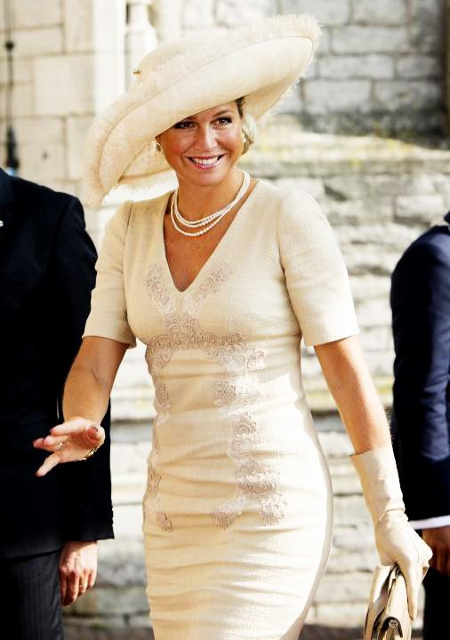 koningspaar: Queen Maxima, September 3, 2014