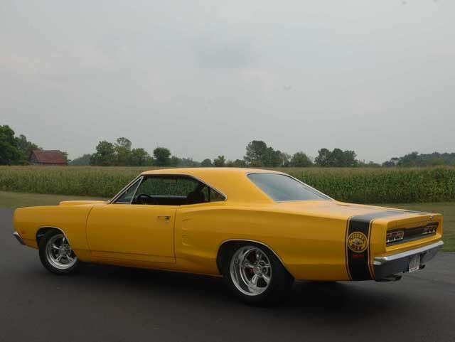 1969 Dodge Superbee here, In '72 & '73 years.. A Neighbor had 'Bee's, a '69 & a '70, Both this color!!! It was a Great 2 years seeing those Beauties !!!!!! 1 day Having ?? You Know IT !!!!!!