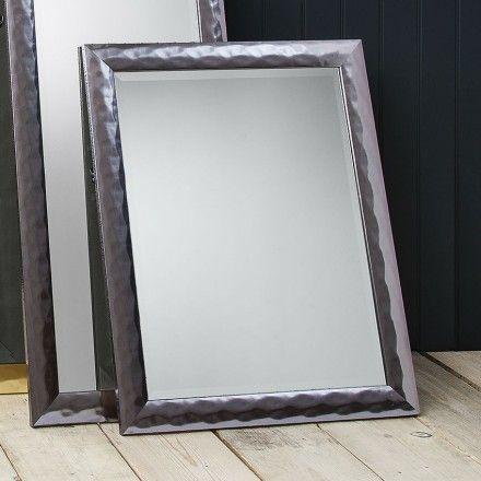 Brookfield Mirror Silver