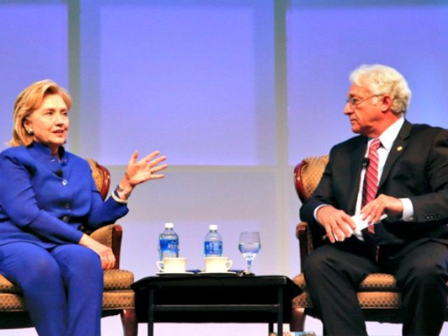 Paid Speeches Revealed–Hillary Clinton: 'You Need Both a Public and a Private Position' - [In other words, you need to lie to the public.]