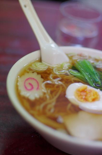 Showyou Ramen, Japanese Ramen Noodles with Soy Sauce Based Broth|醤油ラーメン