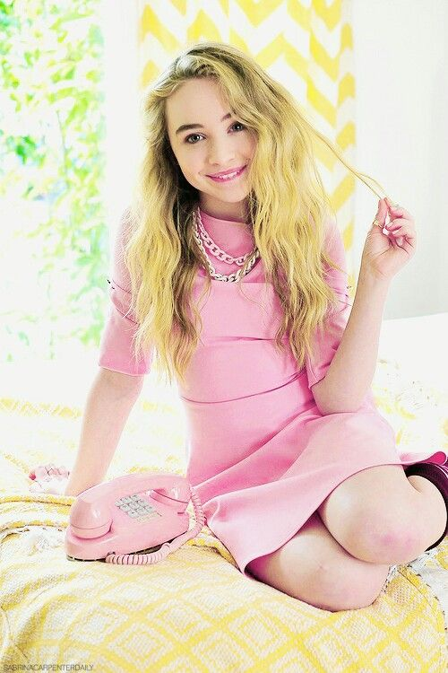 Sabrina Carpenter From Girl Meets World On Disney Channel