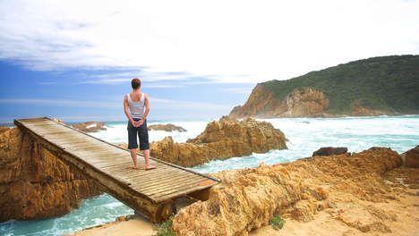 Zuid-Afrika ontdekt ecologisch toerisme