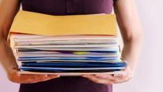 Mettre de l'ordre dans vos documents personnels n'est pas une tâche difficile…