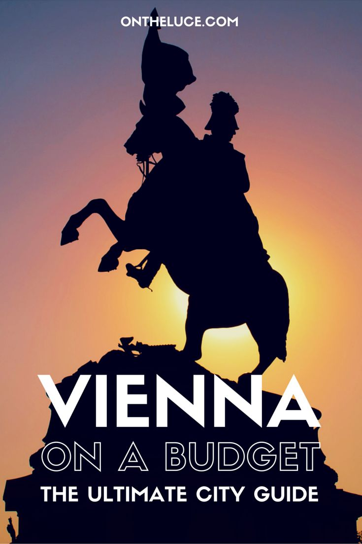 Visiting Vienna on a budget – a guide to how to save on attractions, museums, entertainment, transport, food and drink
