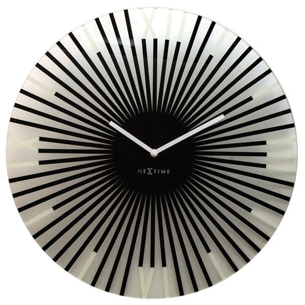 Nextime+Sticks+Clock+-+Black+-+*UK+Mainland+Delivery+Only*  This+clock+is+made+to+order+and+cannot+be+sent+on+next+day+deliveries.+Estimated+delivery+time+is+3+-+5+working+days…