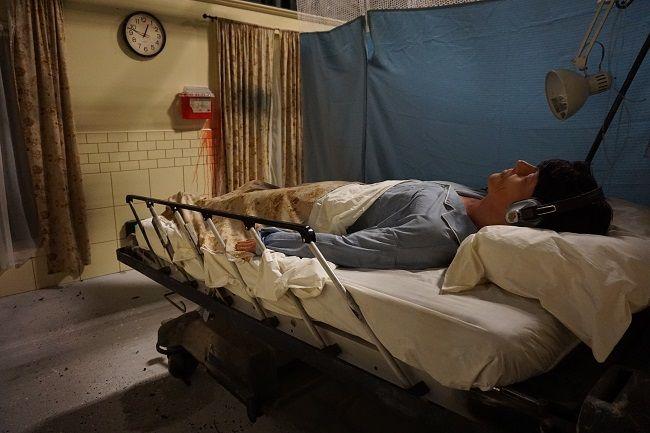 hospital bed hhn25