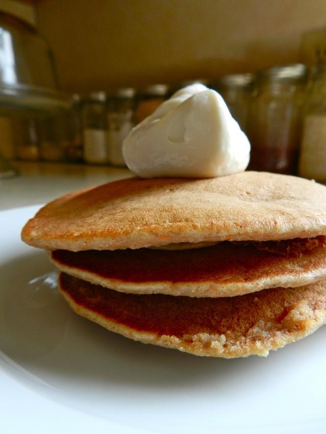 carrot cake pancakes | Morning Munchies | Pinterest