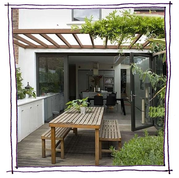 aanbouw tuin - Google Search